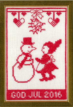 〔fru zippe〕 刺繍キット 70-0332