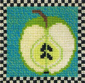 〔fru zippe〕 刺繍キット 74-0111 *