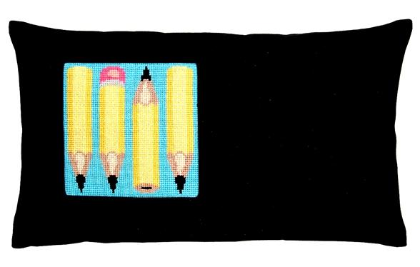 〔fru zippe〕 刺繍キット 74-0290