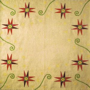 〔fru zippe〕 刺繍キット 75-0106