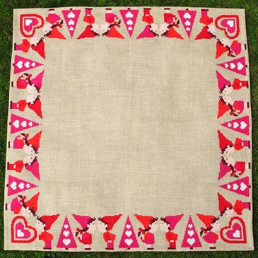 〔fru zippe〕 刺繍キット 75-0156