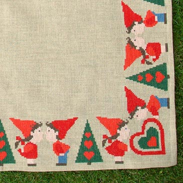 〔fru zippe〕 刺繍キット 75-0157