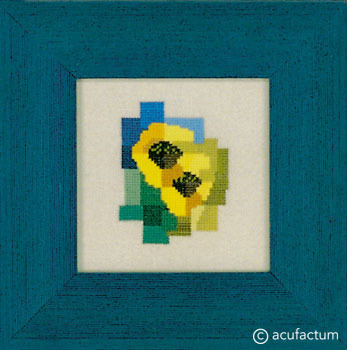 〔Acufactum〕 刺繍キット A-2002
