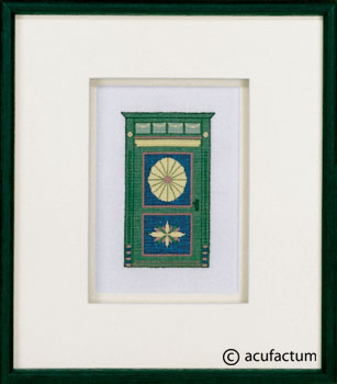 〔Acufactum〕 刺繍キット A-22053