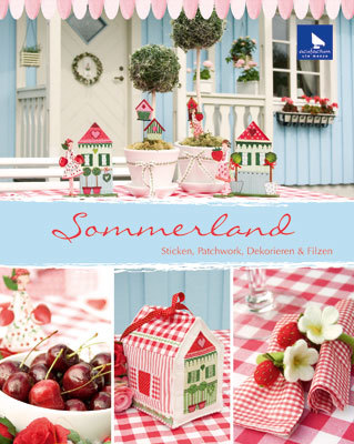 〔Acufactum〕 図案集 A-4096  Sommerland