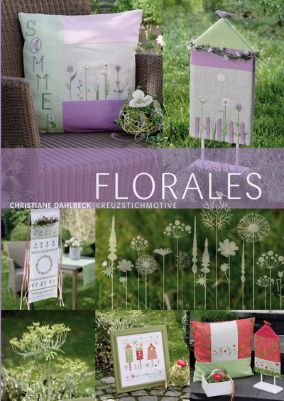 〔Fingerhut〕 図案集 B-111 Florales