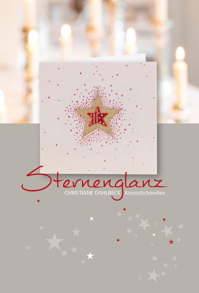 〔Fingerhut〕 図案集 B-118 Sternenglanz