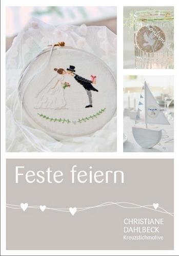 *〔Fingerhut〕 図案集 B-128 Feste feiern