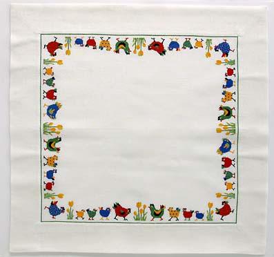〔Bahmann〕 刺繍キット B06-9135oL