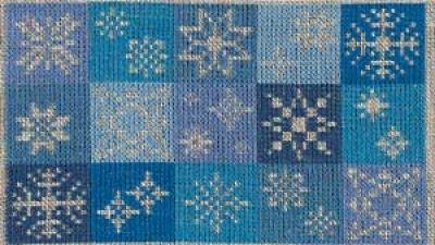 〔Bahmann〕 刺繍キット B16-9028