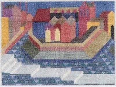 〔Bahmann〕 刺繍キット B30-9016