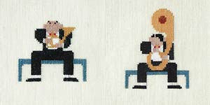 〔Bahmann〕 刺繍キット B30-9025_03