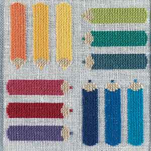〔Bahmann〕 刺繍キット B30-9066