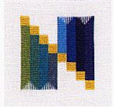 〔Bahmann〕 刺繍キット B30-9077