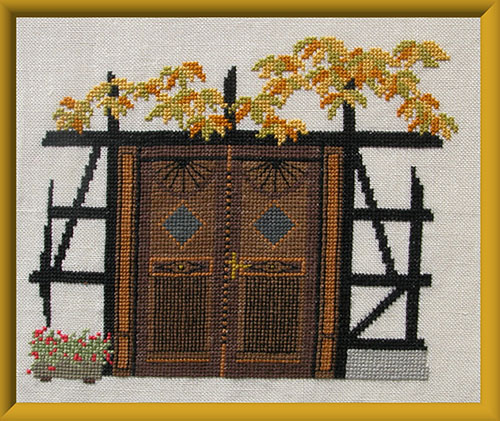 〔Bahmann〕 刺繍キット B30-9086