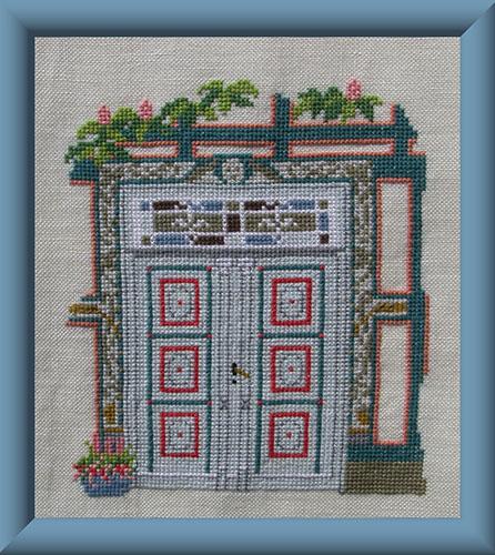 〔Bahmann〕 刺繍キット B30-9087