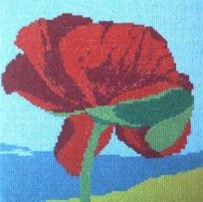 〔Bahmann〕 刺繍キット B30-9101