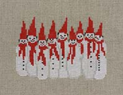 〔Bahmann〕 刺繍キット B30-9111