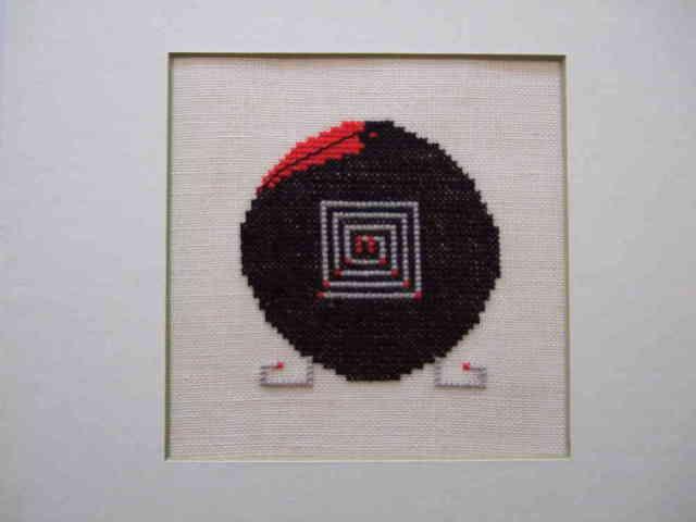 〔Bahmann〕 刺繍キット B30-9175