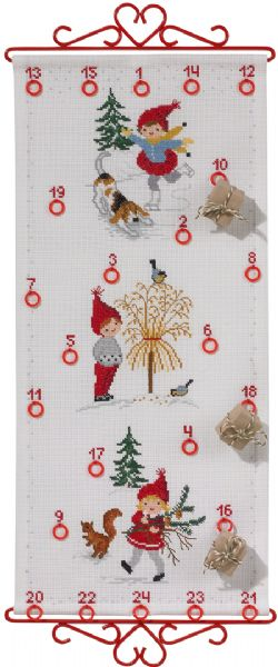 〔Eva Rosenstand〕 刺繍キット E15-025