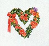 〔Eva Rosenstand〕 刺繍キット E12-887 <廃盤予定>