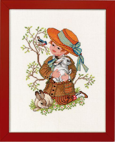 〔Eva Rosenstand〕 刺繍キット E14-275