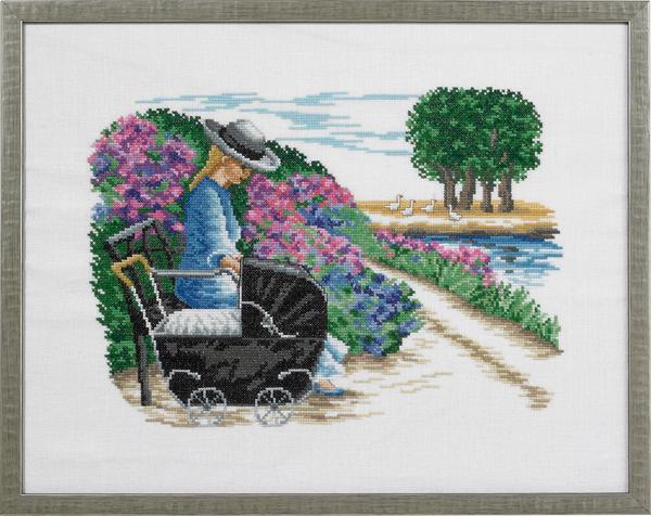 〔Eva Rosenstand〕 刺繍キット E14-365