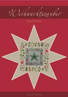 〔Fingerhut〕 図案集 L-109 Weihnachtszauber