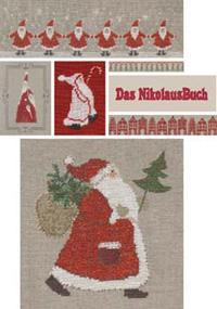 〔MWI-3411〕 図案集 Das NikolausBuch