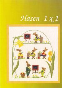 〔MWI-3459〕 図案 Hasen 1x1