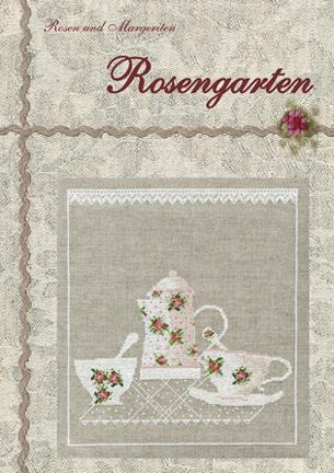 〔MWI-3468〕 図案集 Rosengarten