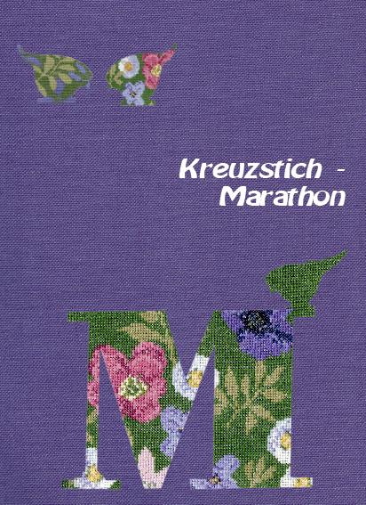〔MWI-3475〕 図案集 Kreuzstich Marathon