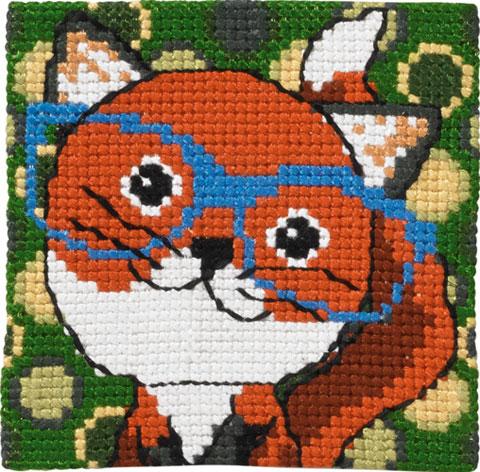 〔Permin〕 刺繍キット P-9123