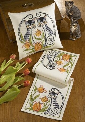 〔Permin〕 刺繍キット P83-0907