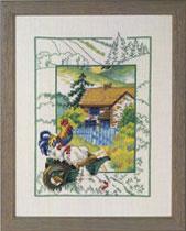 〔Permin〕 刺繍キット P12-1119