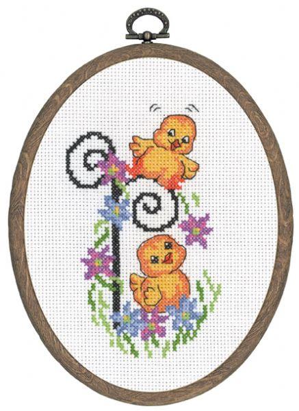 〔Permin〕 刺繍キット P12-1346