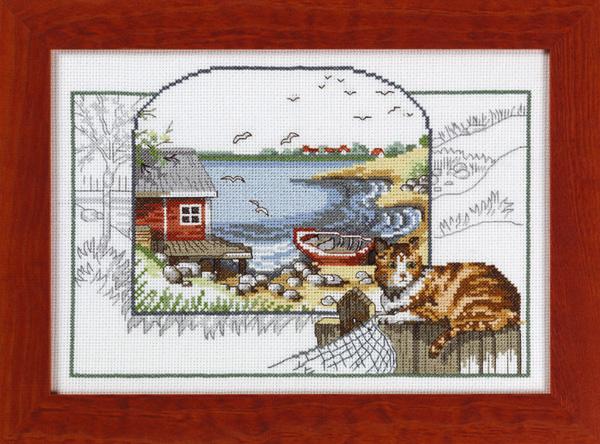 〔Permin〕 刺繍キット P12-2305