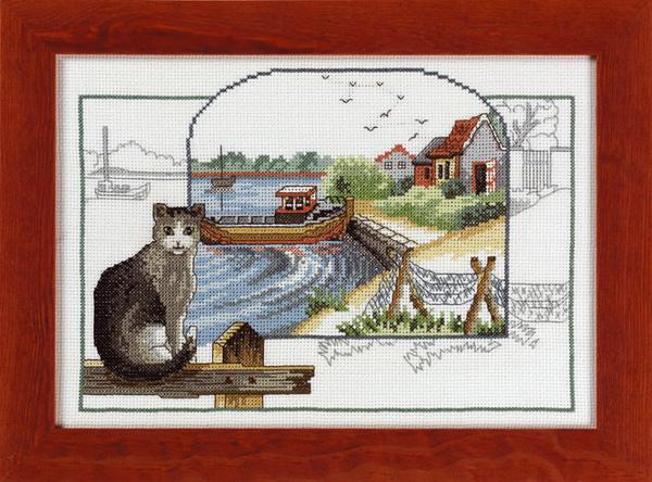 〔Permin〕 刺繍キット P12-2306