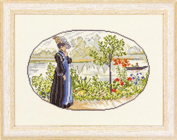 〔Permin〕 刺繍キット P12-4601
