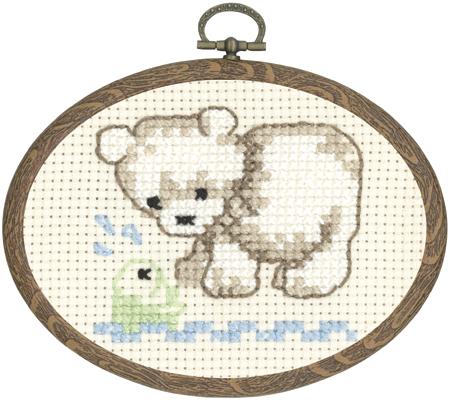 〔Permin〕 刺繍キット P13-1384