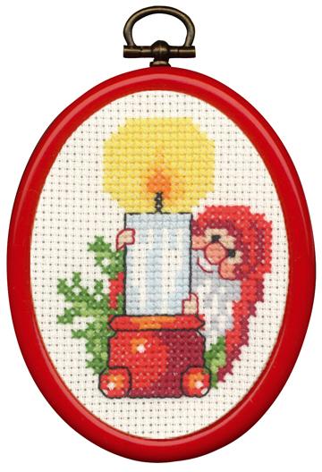 〔Permin〕 刺繍キット P13-3277