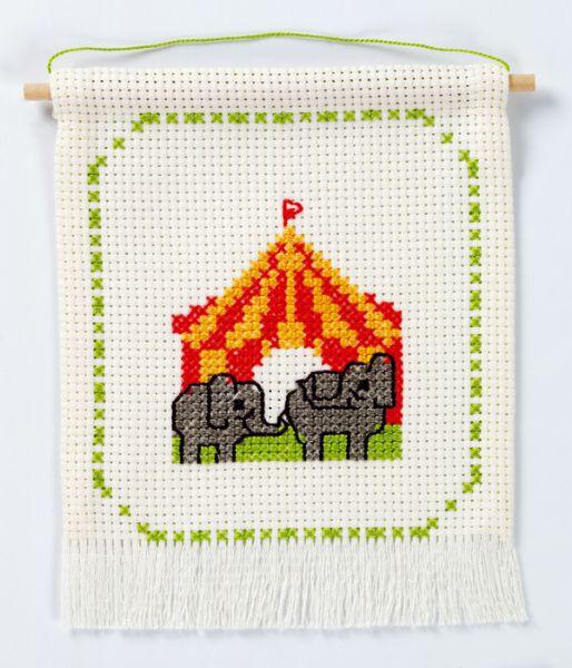 〔Permin〕 刺繍キット P13-3393