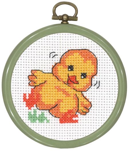 〔Permin〕 刺繍キット P14-1344