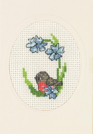 〔Permin〕 刺繍キット P17-3163