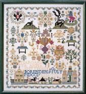 〔Permin〕 刺繍キット P39-0412