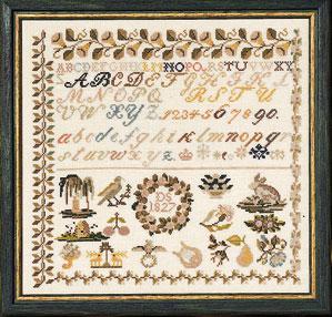 〔Permin〕 刺繍キット P39-7175