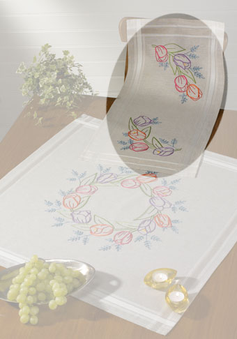 〔Permin〕 刺繍キット P63-1676