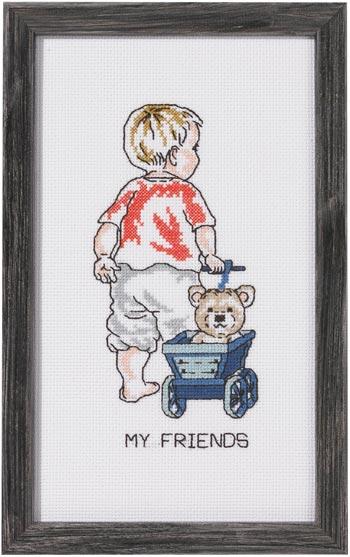 〔Permin〕 刺繍キット P92-1183