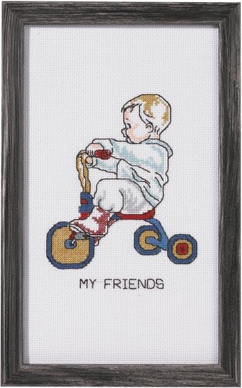 〔Permin〕 刺繍キット P92-1185