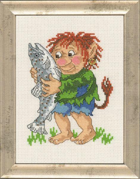 〔Permin〕 刺繍キット P92-1587